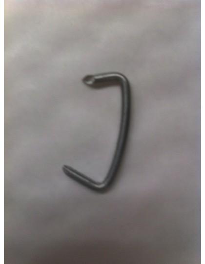 Pince de fixation de garniture de siège-2cv