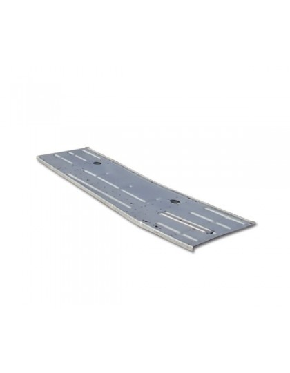 Plancher latéral gauche électrozingué 2cv, depuis 1970 , copie de l'origine