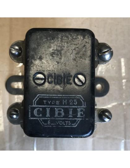 Régulateur 2cv 6 volts Cibié H25