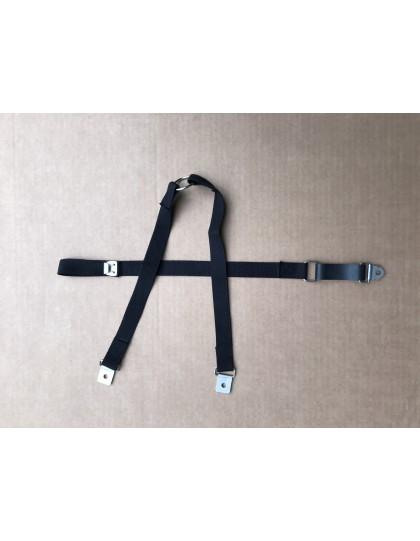 Sangles de fixation de la roue de secours Ami 6 Ami 8 Ami Super