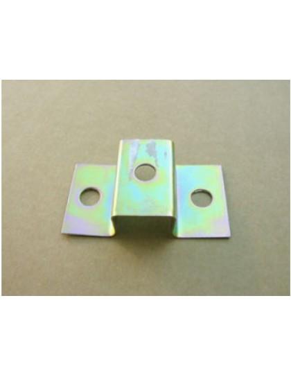 Support haut du caoutchouc de fixation du silencieux sous caisse 2cv
