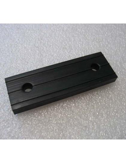 Support caoutchouc court de tube de sortie d'échappement 2cv comme à l'origine 0.9 cm