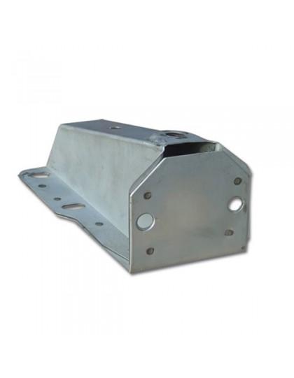 Support de pare-chocs arrière large électrozingué 2cv