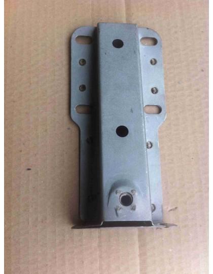 Support de pare-chocs arrière,étroit  électrozingué 2 CV
