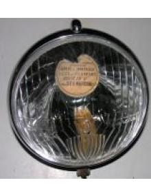 Optique de phare Marchal Equilux avec porte chromée ABTP 490