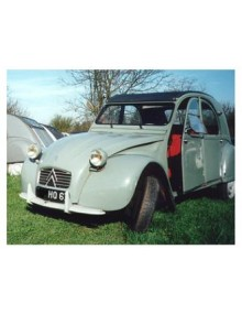 2 CV AZA 1962 vert embrun