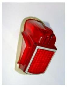 Cabochon de feu arrière droit Seima  avec éclaireur 2CV ancienne