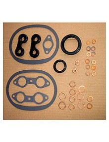 Pochette de joints complète 2cv 1960-1963 + joints à lunette adéquats