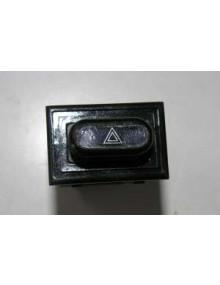 Interrupteur feux de détresse rectangulaire  2CV Dyane