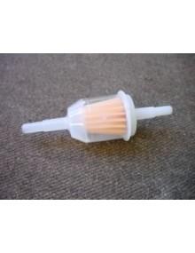 Filtre à essence transparent pour durite en  6 et en 8 mm marque Mahle  Knecht ou Valéo