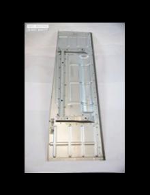Plancher droit 2CV gros pot de suspension électrozingué