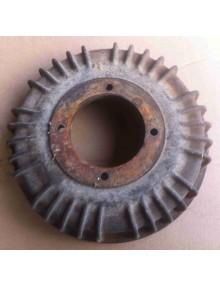 Tambour  de frein 2cv ventilé  4 trous occasion