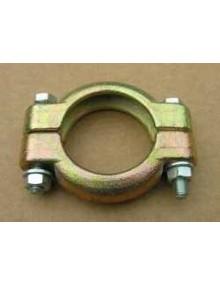 Collier d'échappement étanche 47mm haute performance (en prévoir un par voiture) facilite l'étanchéité de l'échappement entre le pot sous boîte et le tube intermédiaire