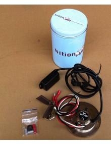 Allumage électronique standard 12V montage très facile avec led de réglage incorporée DG Nition avec dispositif antivol