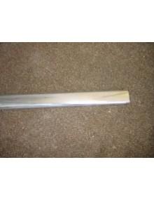 Baguette de porte de coffre en aluminium  (entre capote et porte)