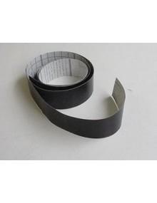 Enjoliveur (bande autocollante) de pare-chocs avant ou arrière étroit, 2 CV / 3cms