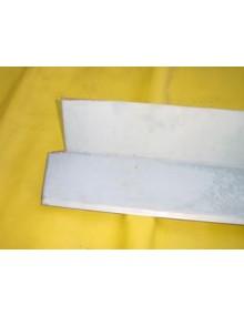 Tôle de réparation du plancher de pédale, extérieur, 2 CV