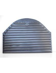 Fond de coffre électrozingué, 2 CV Nouveau : avec supports sur châssis