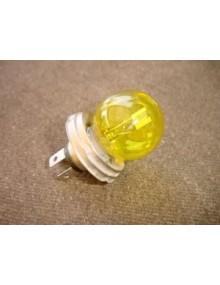Ampoule de phare jaune code européen 12V 40 45/ Watts