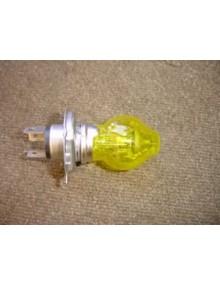 Ampoule de phare H4 60/55W bulbe jaune amovible