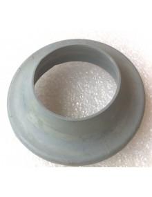 Collerette de goulotte de réservoir grise  2cv berline,Dyane*