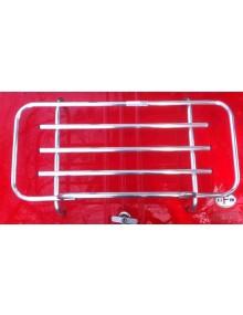 Porte Bagage aluminium ( très léger ) pour monter sur la porte de malle de la 2cv ou autres anciennes voitures de collection Livraison offerte en France continentale