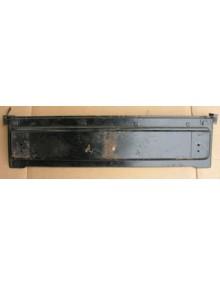 Panneau arrière 2CV AZAM AZA origine stock d'époque corrosion en surface petits coups à redresser