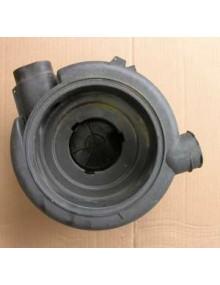 Boitier filtre air plastique occasion + Couvercle occasion + mousse (neuve )