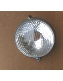 Optique Marchal ABTP 490 restaurée avec porte de phare en tôle