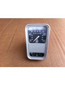 Compteur 2cv  marque OS occasion gradué de 20 à 120 km/h