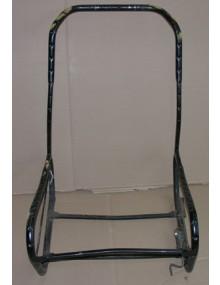 Armature  de siège passager 2 coins arrondis avec verrouillage Pièce d'occasion