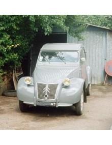 2 CV AZ 1956 gris souris