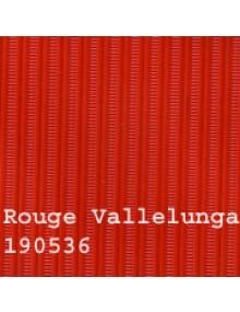 Capote 2CV  neuve, rouge Vallelunga  intérieure toile renforcée  livraison offerte en France continentale