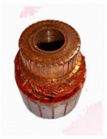 Induit de dynamo Paris Rhône G11R111 stock d'époque corrosion en surface (prix en rapport )