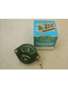 Ampèremetre 2CV ancienne occasion  marque ED