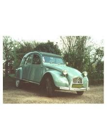 2 CV AZA 1964 vert embrun