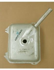 Réservoir d'essence 2CV  20 litres électrozingué