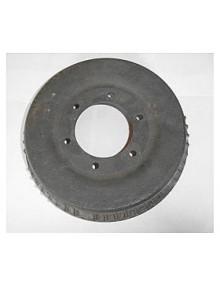 Tambour de freins occasion ventilé 220 mm 6 trous AK, Dyane