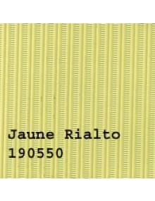 Capote 2CV neuve, fixation intérieure,renforcée jaune Rialto