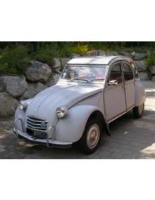 2cv Azam 1966 gris rosé