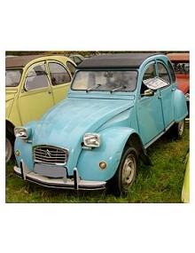 2 CV 6 Club Bleu Pétrel 1975