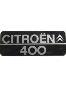 Autocollant Citroën 400