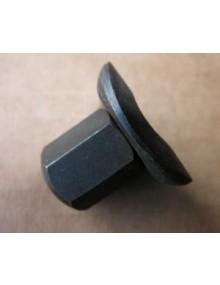 Ecrou de roue long occasion à repeindre en noir