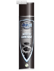 Aérosol de graisse blanche à pulvériser 400ml