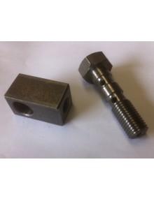 Adaptateur de manocontact de pression d'huile Visa 1/8 x 27