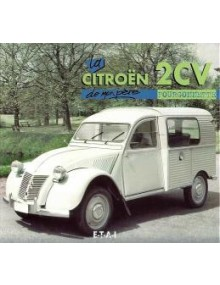 La Citroën 2 CV Fourgonnette de mon père