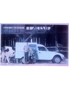 Affiche Acadiane 1981