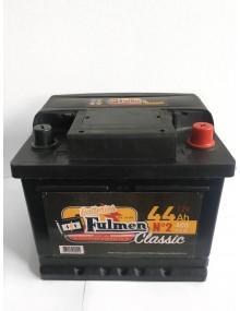Batterie 2cv 12 volts 44 AH Fulmen Livraison gratuite en France continentale