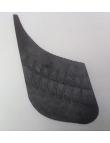 Bavette origine  2CV récente se monte indifféremment à gauche ou droite