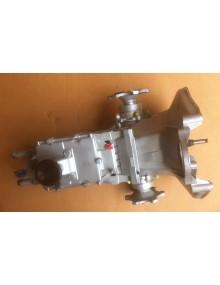 Boîte de vitesse 2cv6 frein à disques reconditionnée ( rapports courts ) avec contacteur de feu de recul